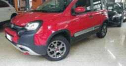 FIAT PANDA CROSS 4X4 1.3 MJET 95CV