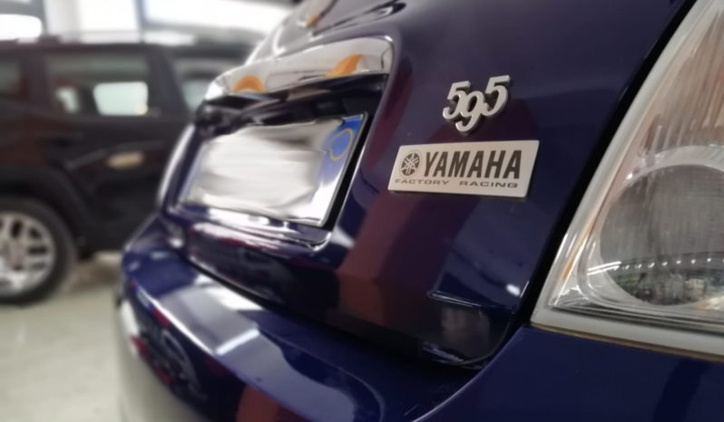 ABARTH 595 YAMAHA FACTORY RACING 1.4 T-JET 160CV completo