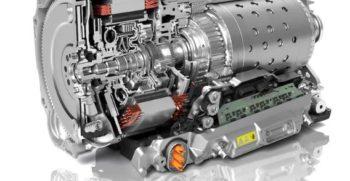 trasmissioni 8HP ZF elettrificate
