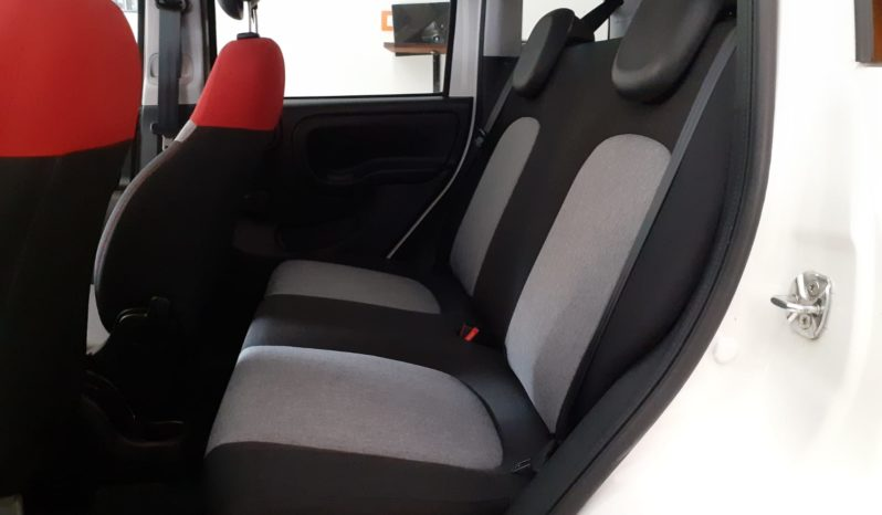 FIAT PANDA LOUNGE 1.2 BENZ 69CV completo