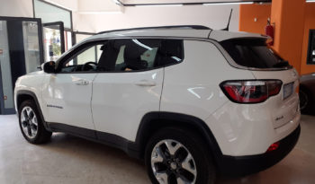 JEEP COMPASS LIMITED 2.0 MJET 140CV 4X4 completo