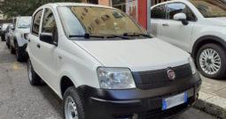FIAT PANDA VAN 4X4 1.3 MJET