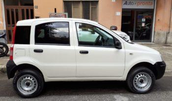 FIAT PANDA VAN 4X4 1.3 MJET completo