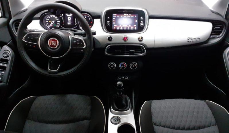 FIAT 500X CITY CROSS 1.6 MJET 120CV completo