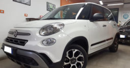 FIAT 500L CITY CROSS 1.3 MJET 95CV E6D MY19
