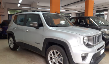 JEEP RENEGADE LIMITED 1.6 MJET 120CV E6D MY19 completo
