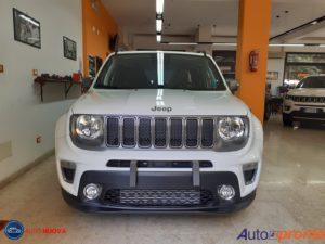 jeep renegade nuova 1.6 mjet 120cv