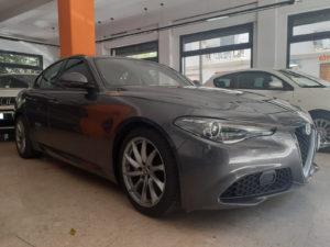 Alfa Giulia 180cv usata a palermo
