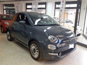 Fiat 500 diesel usata a Palermo