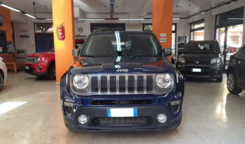JEEP RENEGADE LIMITED 1.6 MJET 120CV 1