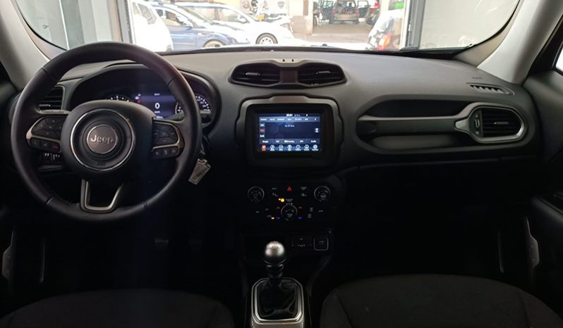 JEEP RENEGADE LIMITED 1.6 MJET 120CV E6D MY20 completo