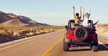 Controlli da effettuare prima del viaggio in auto