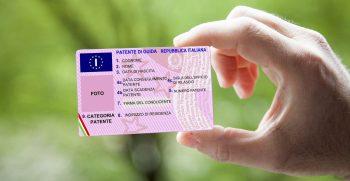 Proroga scadenza patente di guida
