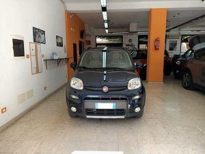 Fiat panda 4x4 diesel usata