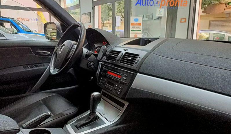 BMW X3 FUTURA XDRIVE20D AUTOMATICA 2.0 TURBO DIESEL 175CV 715 completo