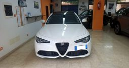 ALFA ROMEO GIULIA MY20 2.2 TURBO DIESEL 210 CV AT8 AWD Q4 VELOCE 384