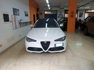 Alfa Romeo Giulia Veloce q4 usata