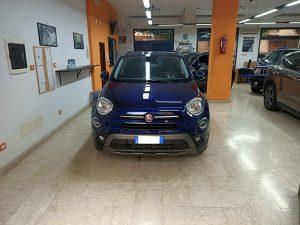 Fiat 500x cross benzina usata